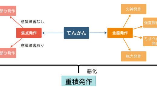 『てんかん発作の分類』の解説